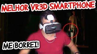 MELHOR ÓCULOS VR 3D para SEU SMARTPHONE. Bobo Vr vs Xiaomi Vr