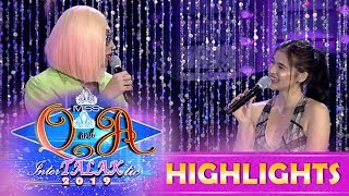 It's Showtime Miss Q & A: Vice and Anne did not understand each other in their conversation