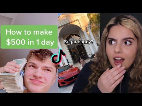 Millionaire Reacts to Money Advice on TikTok