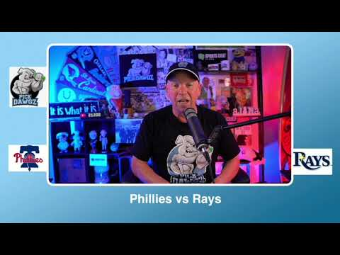 Tampa Bay Rays vs Philadelphia Phillies Free Pick 9/27/20 MLB Pick and Prediction MLB Tips