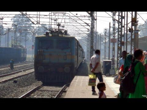 BISHRAMPUR to BIJURI : A Rarely Captured Route of INDIAN RAILWAYS