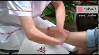 "ruNail Professional: Spa-маниюкр, педикюр ""Расслабляющий массаж"""