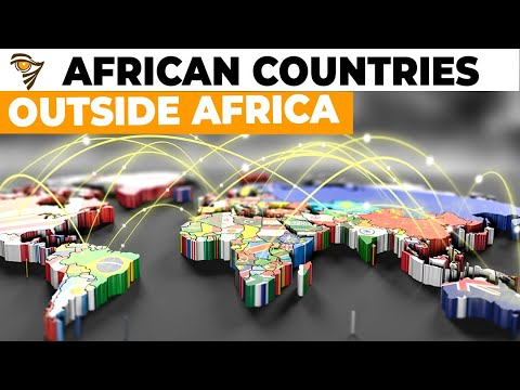 African Countries NOT IN Africa