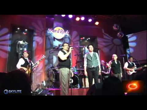 The 70's Superband Perform Live @ Hard Rock Cafe Glorietta Makati Philippines