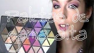 Paletas Sombras de ojos ♡ | GAMA ALTA y variadas