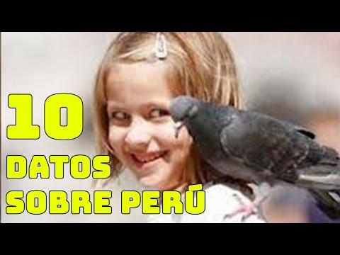 TOP 10 Datos interesantes y curiosos que no sabias sobre PERU
