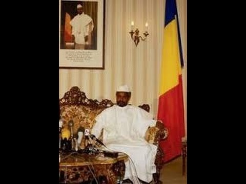 Alhadj Ahmat Hissein Habré