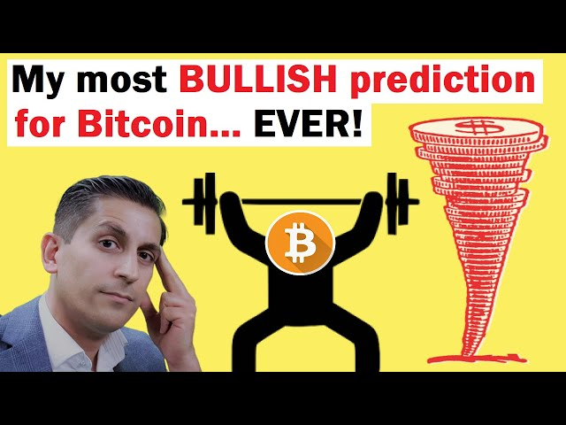 This is My Most Bullish Call on Bitcoin EVER
