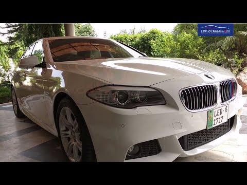 BMW 5 Series Price, Specs & Features | PakWheels Diaries
