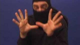 "Ask A Ninja - Question 5 ""Ninja Skills"""