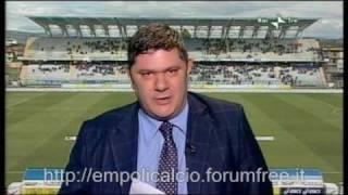 36° giornata Empoli Padova 4-0 90°minuto