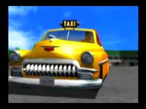 Crazy Taxi Intro