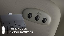 Using the Universal Garage Door Opener: Homelink® | How-To | Lincoln