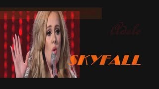 Download Adele - Skyfall ( live 2013 )( lyrics ) Mp3 and Videos