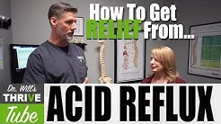 Acid Reflux (and 7.5 lbs) Gone In 9 Days With Charlotte Chiropractor Dr. Will Mosbey