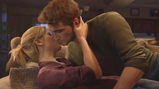 UNCHARTED 4: SEXO ENTRE Nathan y Elena... ?!?!?!