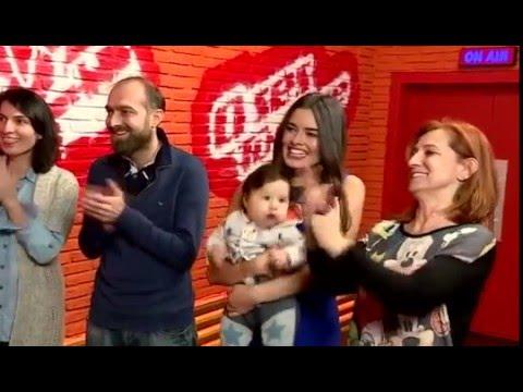Umida Butaeva Dura 'Numb' - O Ses Türkiye 21 Aralık 2015