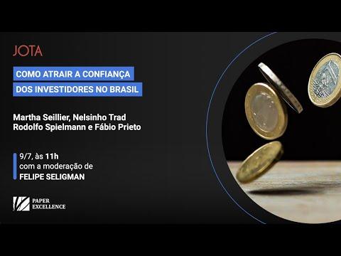 Como atrair a confiança dos investidores no Brasil | 09/07/20