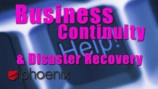 BCL27 Business Continuity and Disaster Recovery Planning