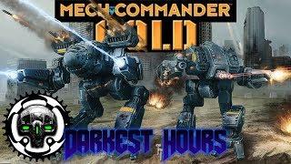 Let's Play MechCommander Gold: Darkest Hours Episode 1