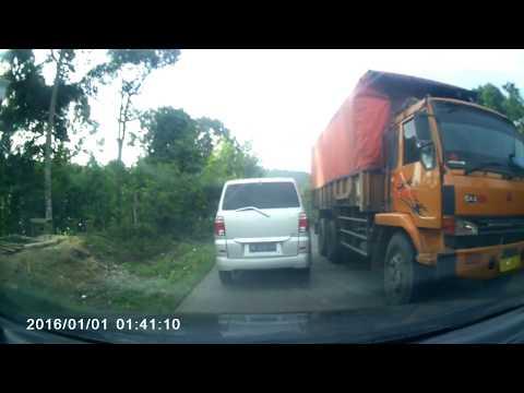 Lintas Tengah Sumatera Baturaja  - Tanjung Enim Feb 2017 [Road Trip]
