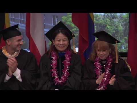2018 GEMBA Commencement