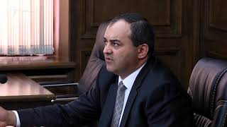 Էդմոն Մարուքյանի և ՀՀ գլխավոր դատախազի հարցուպատասխանը