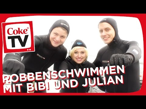 Auf Tauchstation mit Bibi, Julian und Dner | #CokeTVMoment