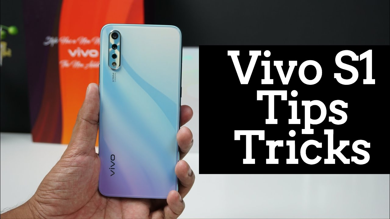 Vivo S1 first thoughts. Different Modes