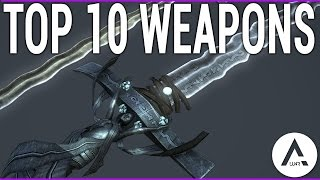 Skyrim Special Edition - Top 10 Weapon Mods - PlayStation 4 & Xbox 1 Mods