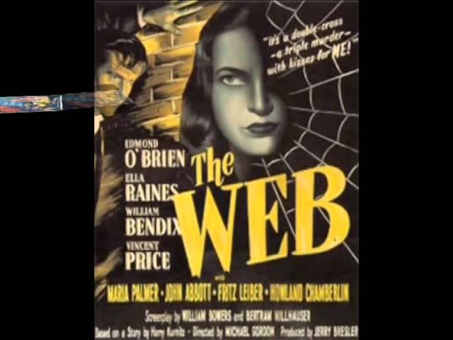 25-05-1947 - Uma Aventura Arriscada - The Web - transições de cartazes