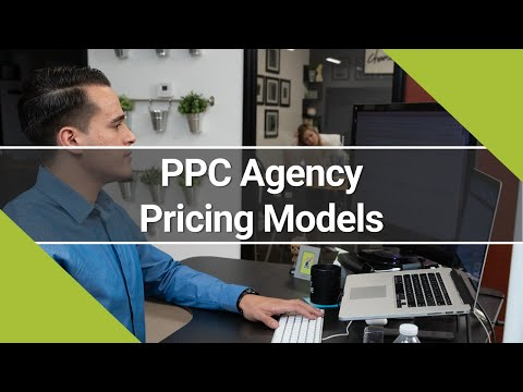 PPC Agency Pricing Models