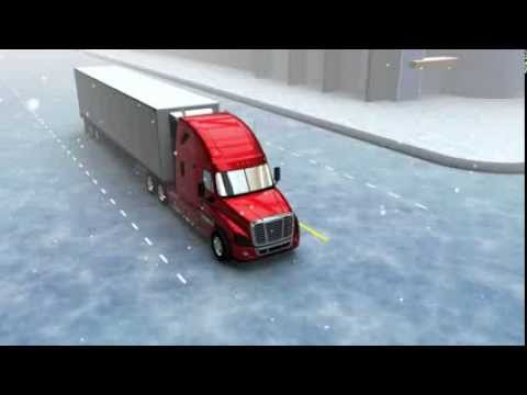 Winter Driving Jackknife