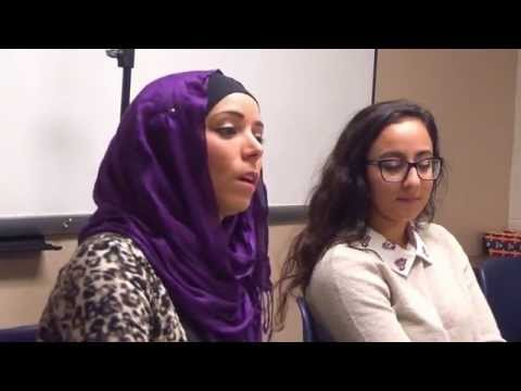 Ask a Muslim Panel Discussion Hill College 2015