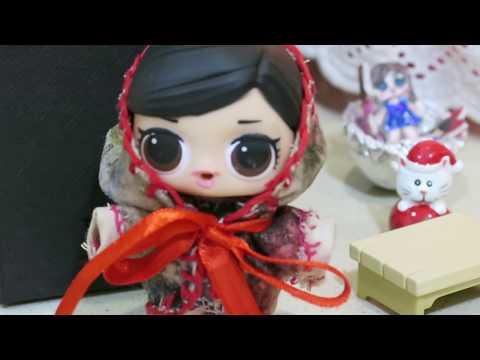 видео: ЛОЛ//МОДНАЯ ОДЕЖДА//С ВЫКРОЙКОЙ//ДЛЯ КУКЛЫ//ШЬЁМ САМИ//clothes for dolls lol