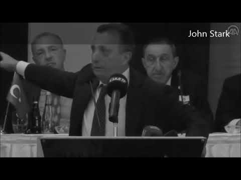 Ahmet Nur Çebi Efsane Konuşma / Demir Konusu