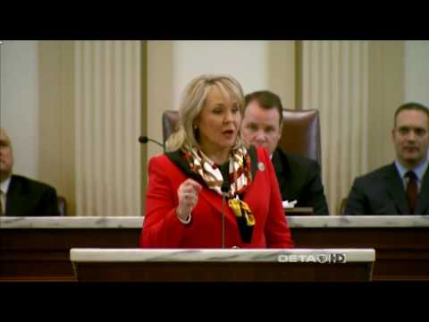 Changing Laws, Changing Lives: Governor Mary Fallin (OK)