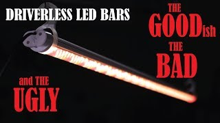 Driverless LED grow light bars | Secret Jardin | Gtools | Streetlight
