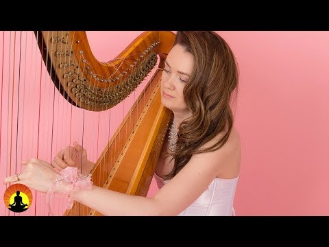 Relaxing Harp Music, Peaceful Music, Relax, Meditation Music, Background Music, Sleep Music ✿3346C - Популярные видеоролики!