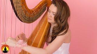 Relaxing Harp Music, Peaceful Music, Relax, Meditation Music, Background Music, Sleep Music ✿3346C