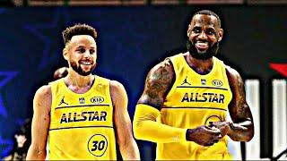 Team Lebron James vs Team Durant Full Highlights - NBA ALL STARS GAME 2021- Partido de las Estrellas