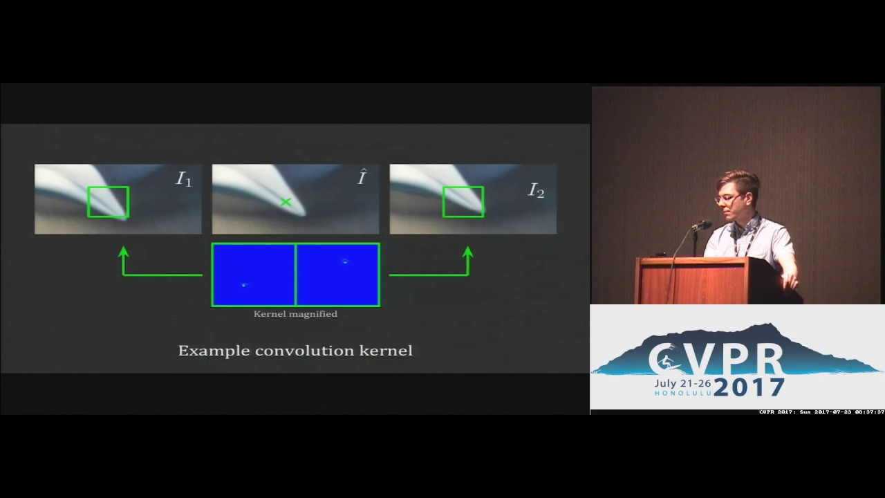 Video Frame Interpolation via Adaptive Convolution | Spotlight 2-1B ...