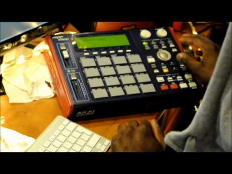 Tolodius P in the lab (Cooking up a beat)