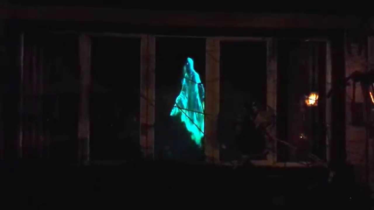 halloween 2015 window projection atmosfearfx phantasms