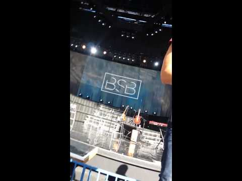 Backstreet Boys Sound Check(Mountain View) TRUST ME