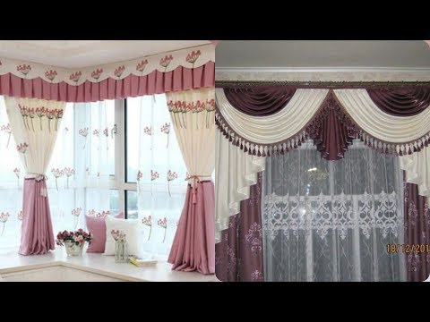 Modern Stylish new curtains designs images//$tunning curtains designs