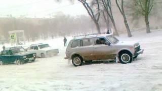 Погода в Астрахани 02.02.2012  в 11.20