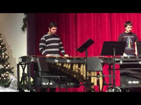 Patuxent High School Percussion Ensemble 2016 - Instant Carmen