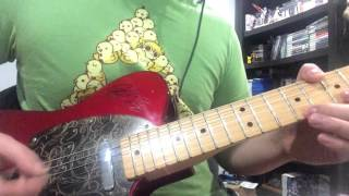 akfg re re 2006 live kita s lead guitar cover
