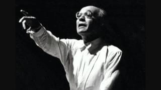 "Maurice Abravanel ""Symphony No. 1"" Mahler  (4. Mov.)"